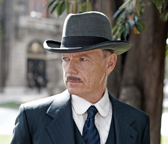 Bruce Greenwood by Christian Galicia